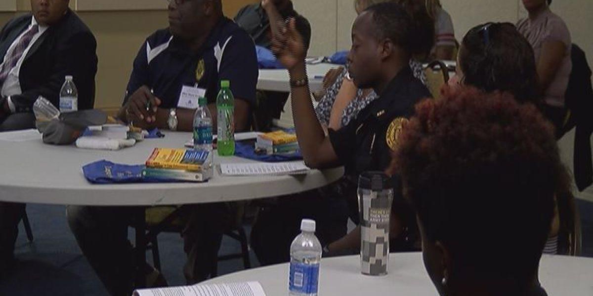 Police learn Spanish language and customs