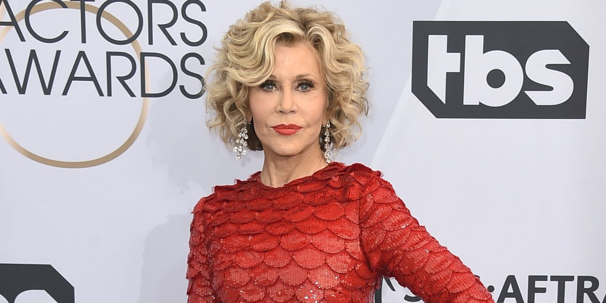 Jane Fonda arrested while protesting climate change in Washington