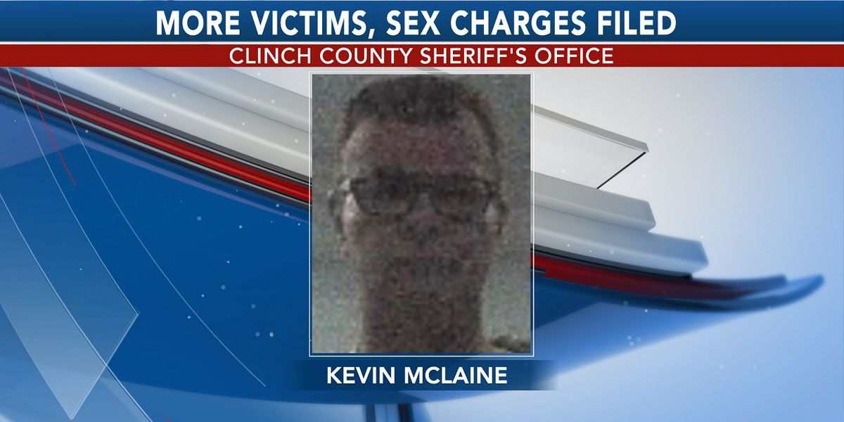More victims, new sex charges filed against former teacher