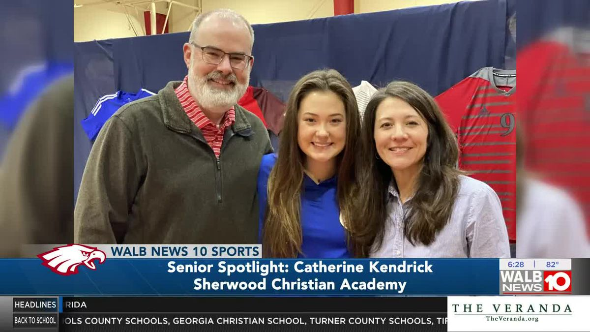 My Senior: Catherine Kendrick