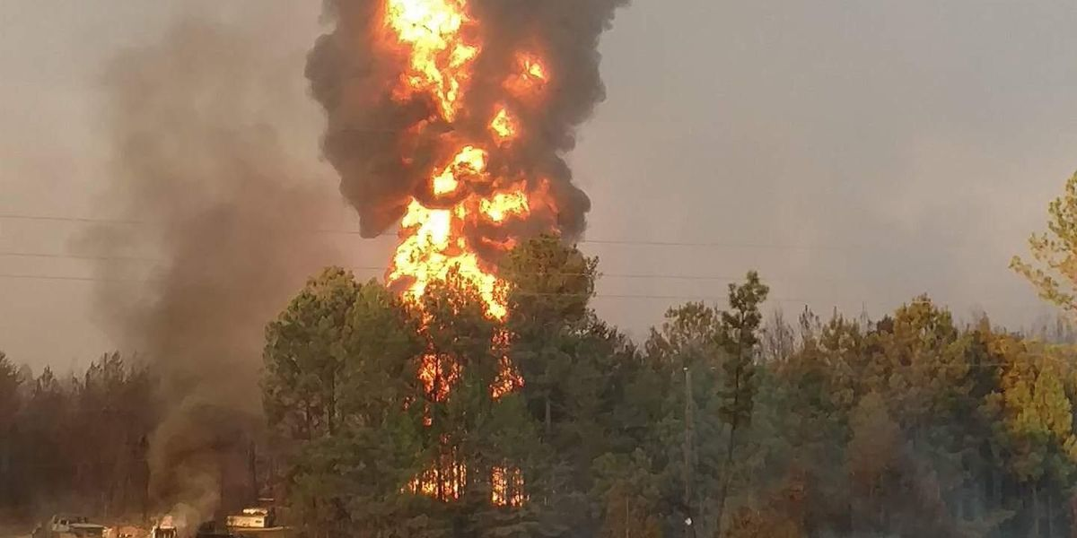Gas supplies affected by another pipeline breach