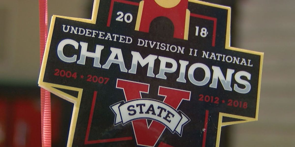 Blazers receive national title rings