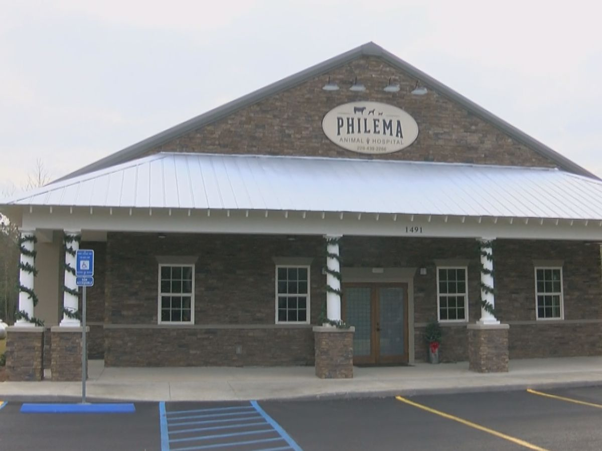 'State of the art' Philema Animal Hospital opens