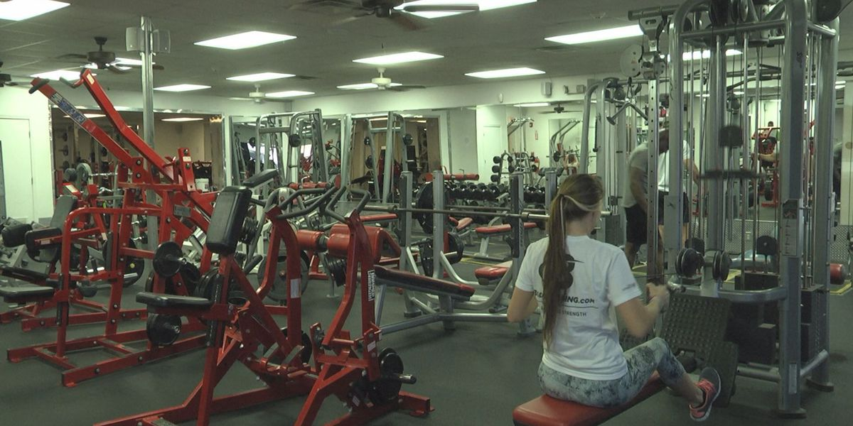 Gym organizers fight violence with exercise