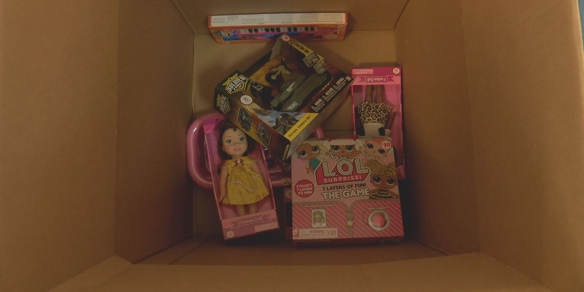 Calhoun Co. Sheriff's Office collecting toys for Christmas