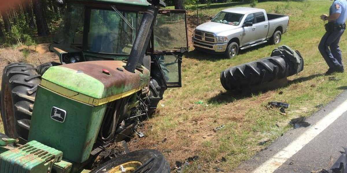 UPDATE: Teen dies after Colquitt Co. accident involving a tractor