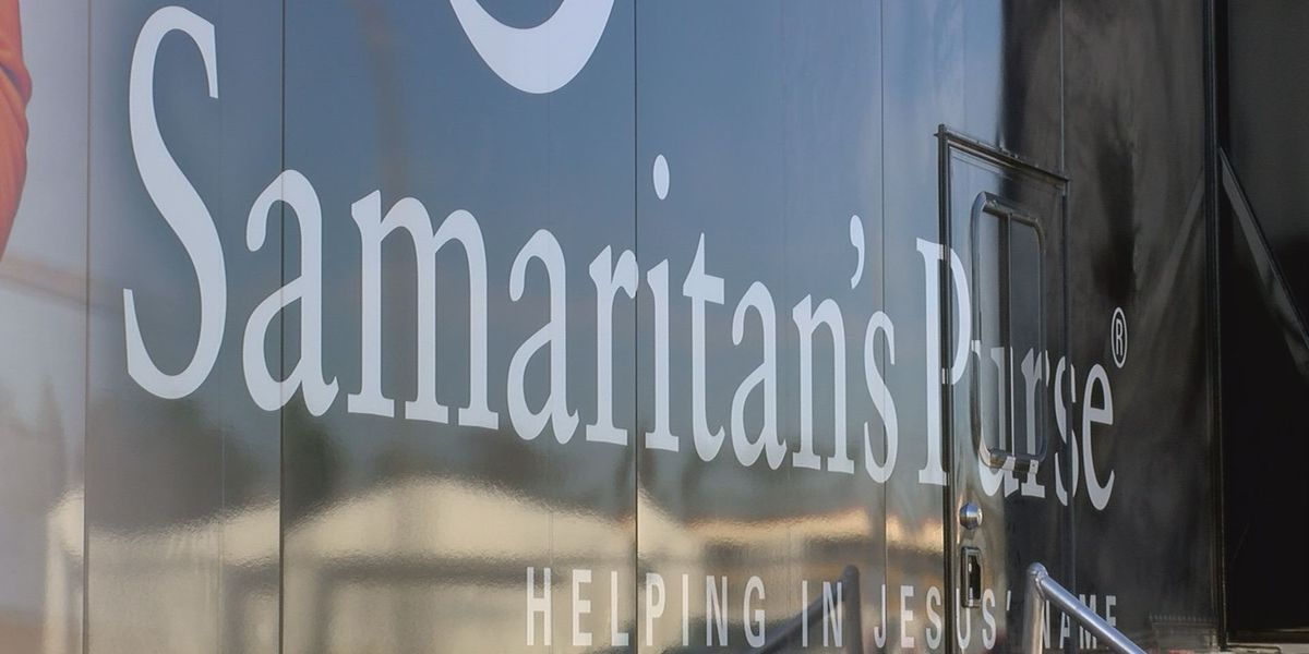 Samaritan's Purse needs volunteers for storm recovery assistance