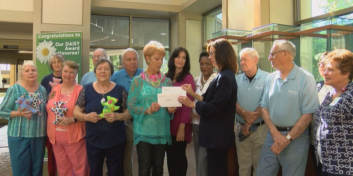 Phoebe donates to support Council on Aging programs
