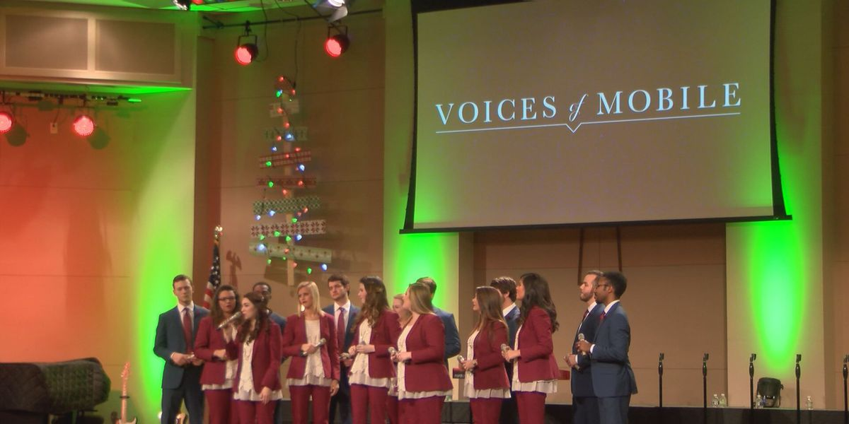 Voices of Mobile sing the story of Christmas at Albany church