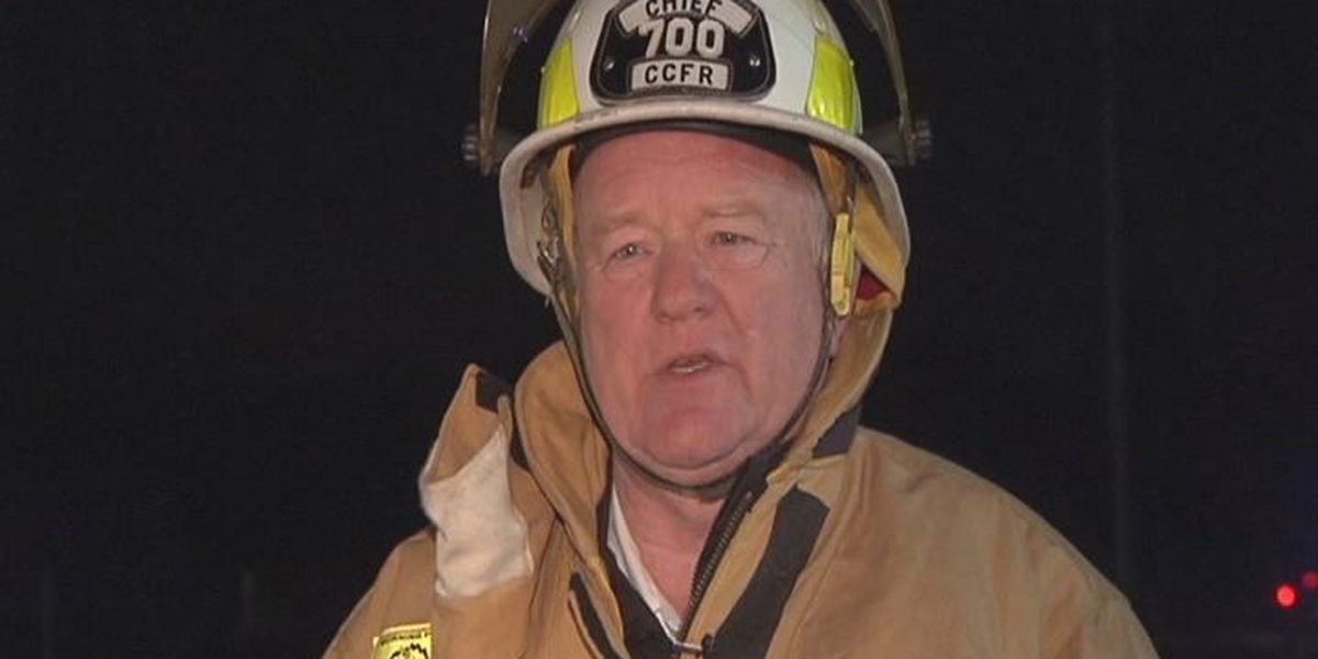 Crisp co. Fire Chief dies after battle with cancer