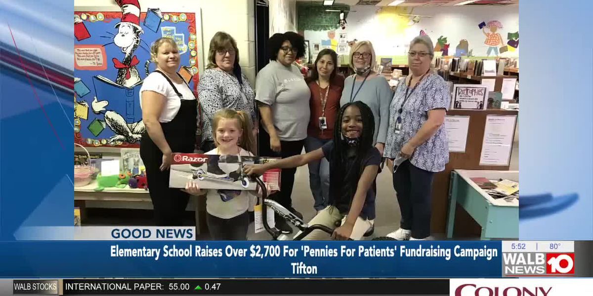 Tift Co. students raise money for good cause