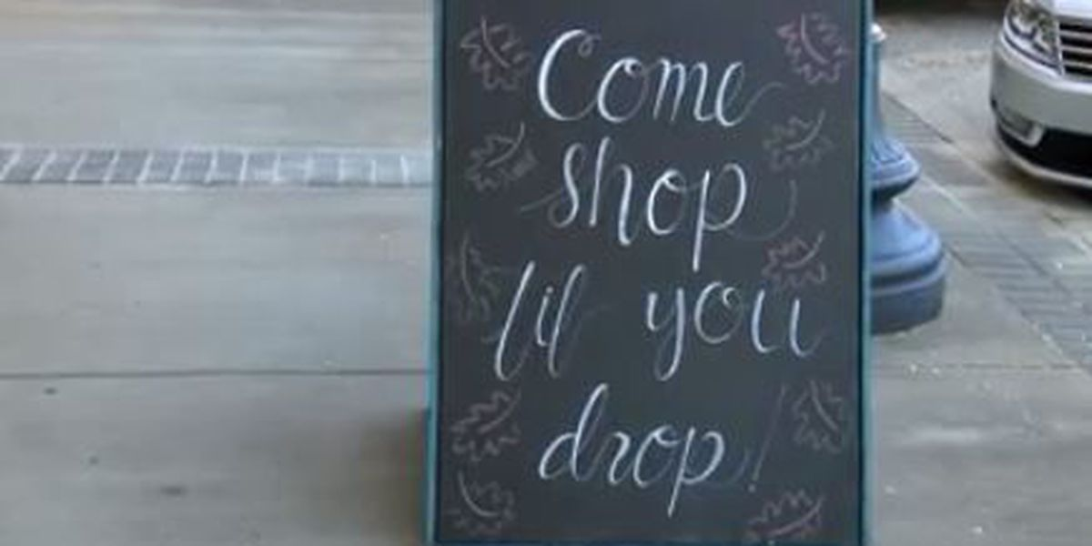 Thomasville to host downtown sidewalk sale on Saturday