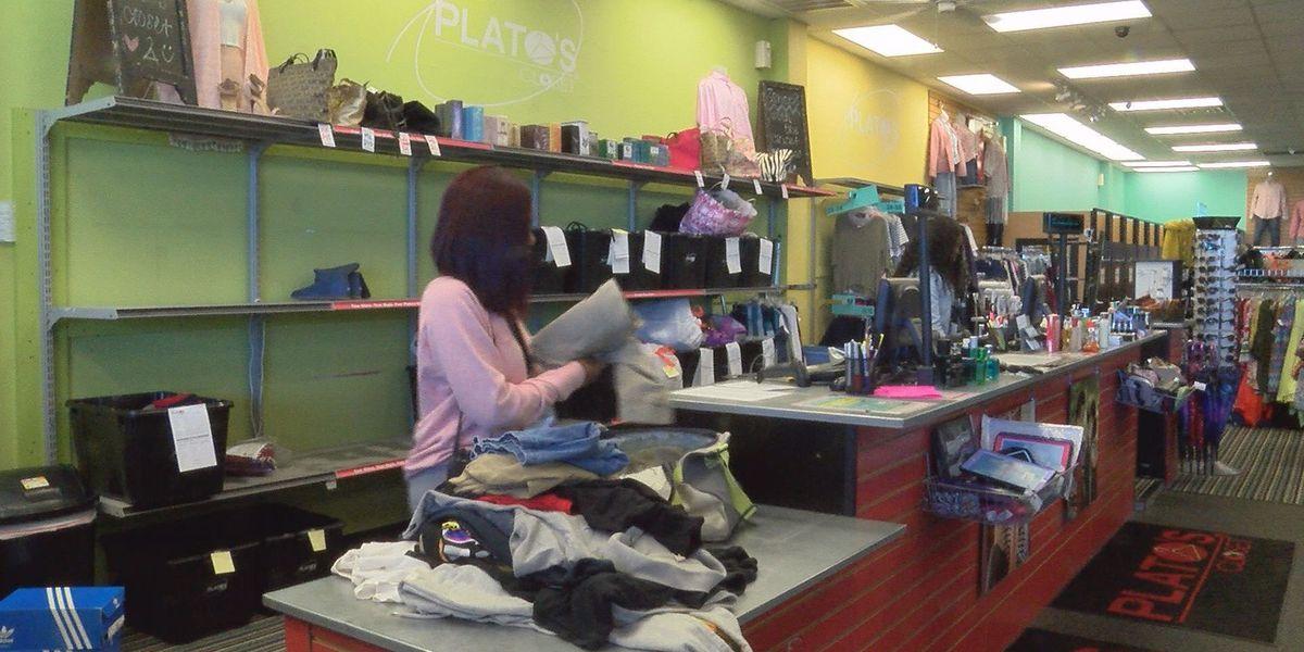 Plato's Closet $100K shoplifting problem