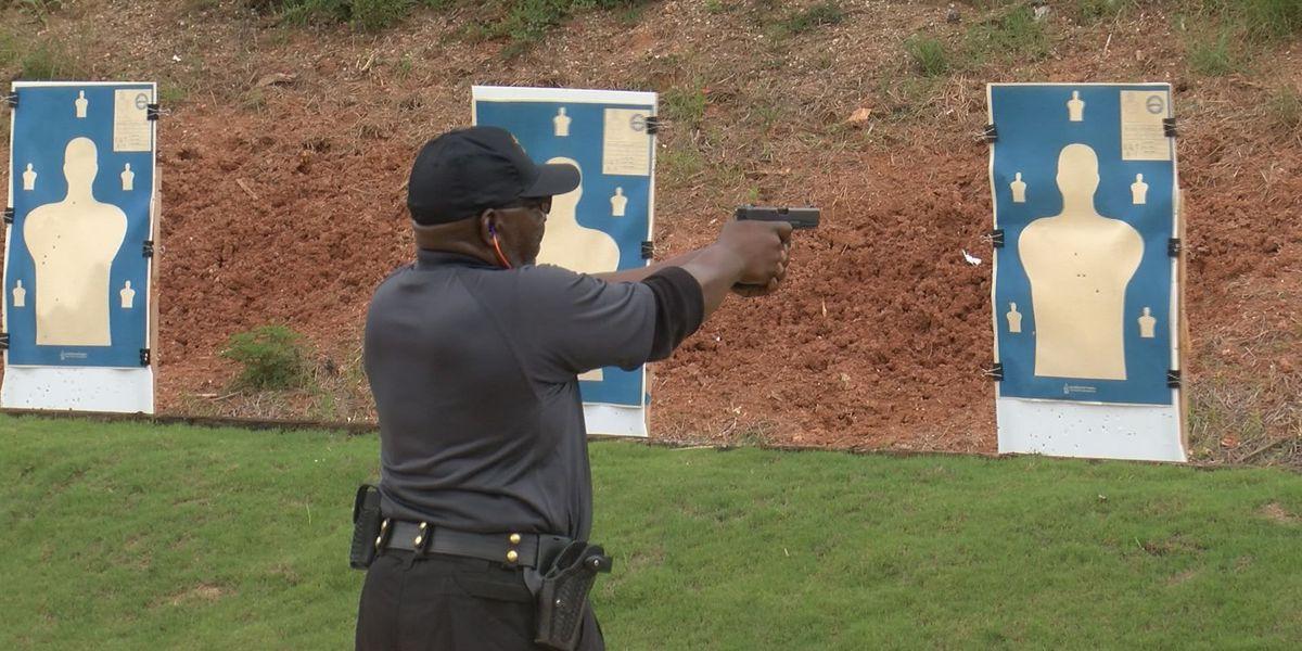 Dougherty Co. Sheriff's deputies get more firearm training