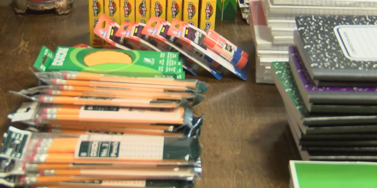 Church hosts back-to-school bash for community