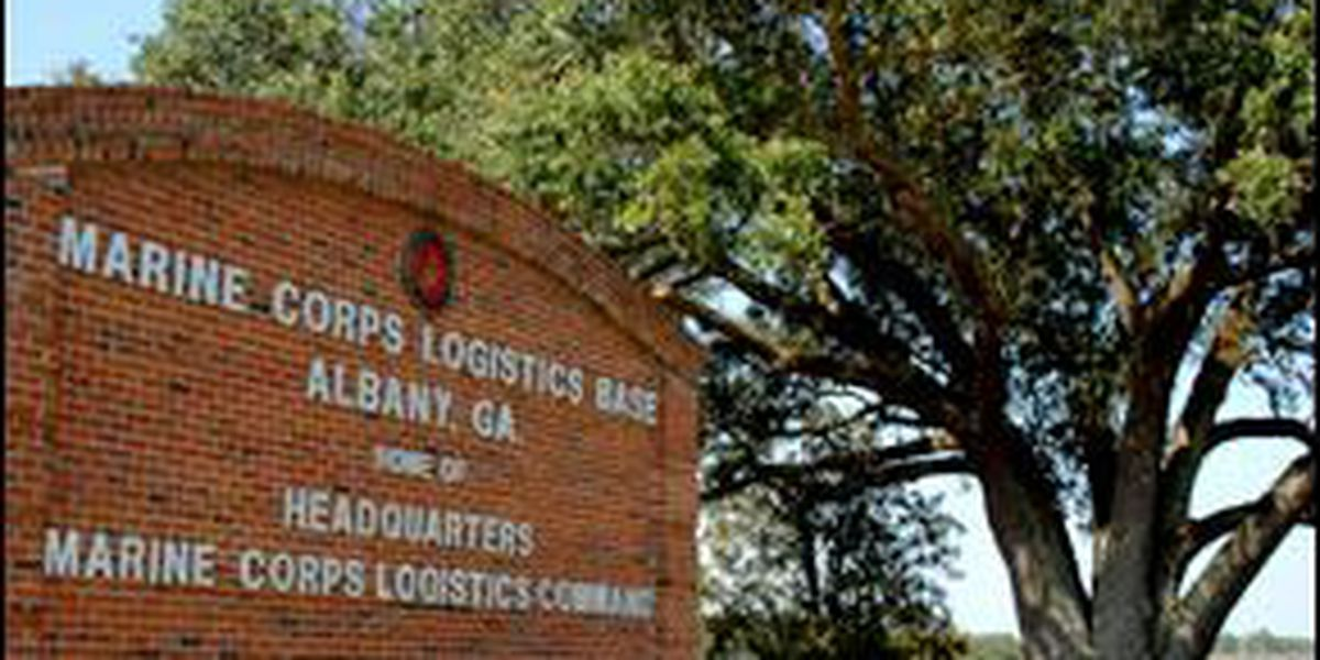 MCLB contract workers off the job again