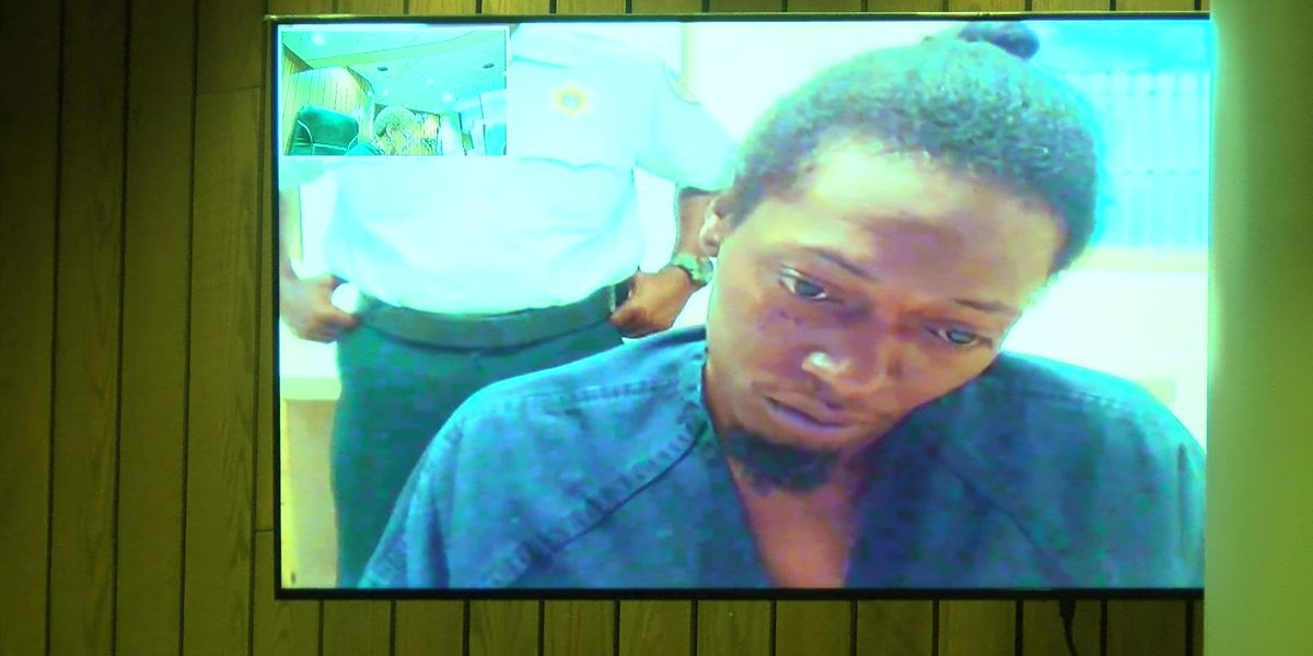 Stepfather accused of whipping stepson, 6, to death appears in court