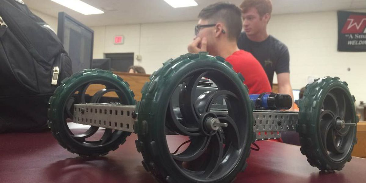 Early Co. students gear up for robotics competition