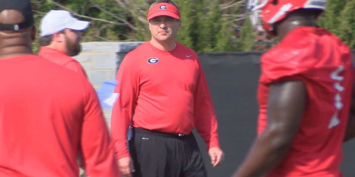 Competition theme of Dawgs' spring practice