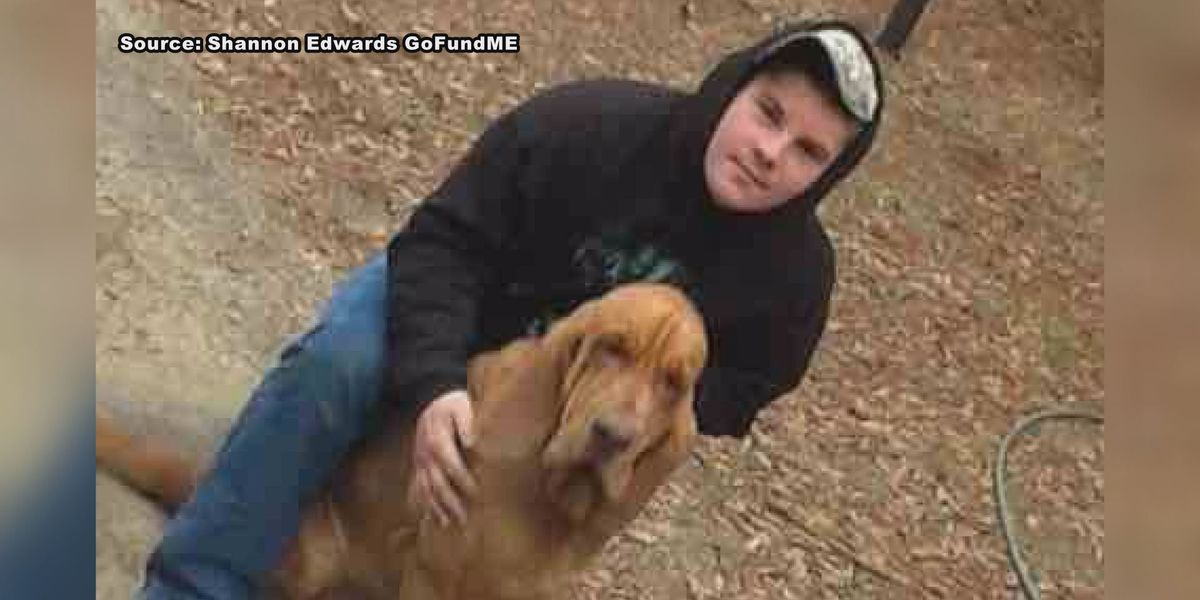 Family friend starts fundraiser after teen shot in face