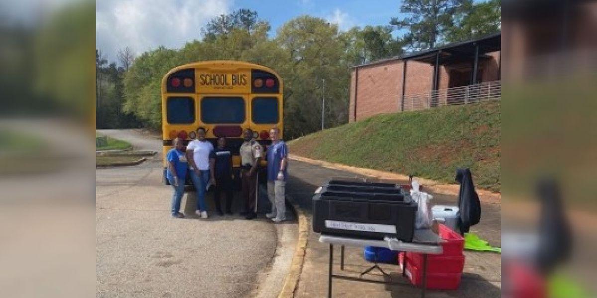 Sumter Co. Schools to suspend feeding program