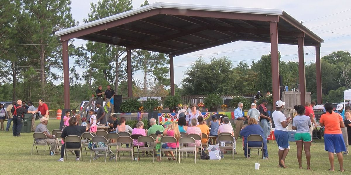Turner Co. hosts its first National Night Out