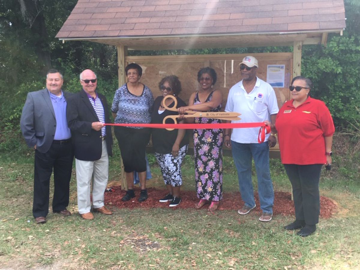 Valdosta community gets new information center