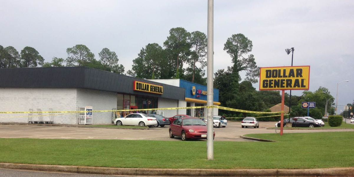 Police search for Dollar General armed robbery suspect