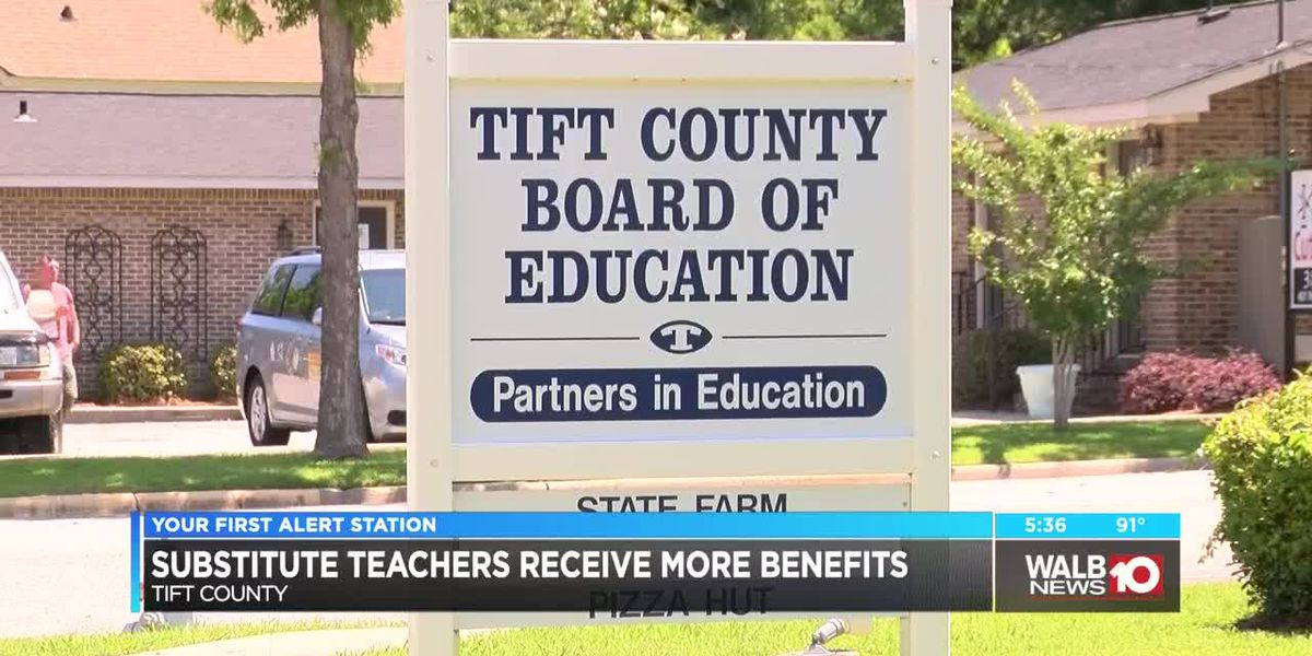 Tift Co. Schools Substitute System