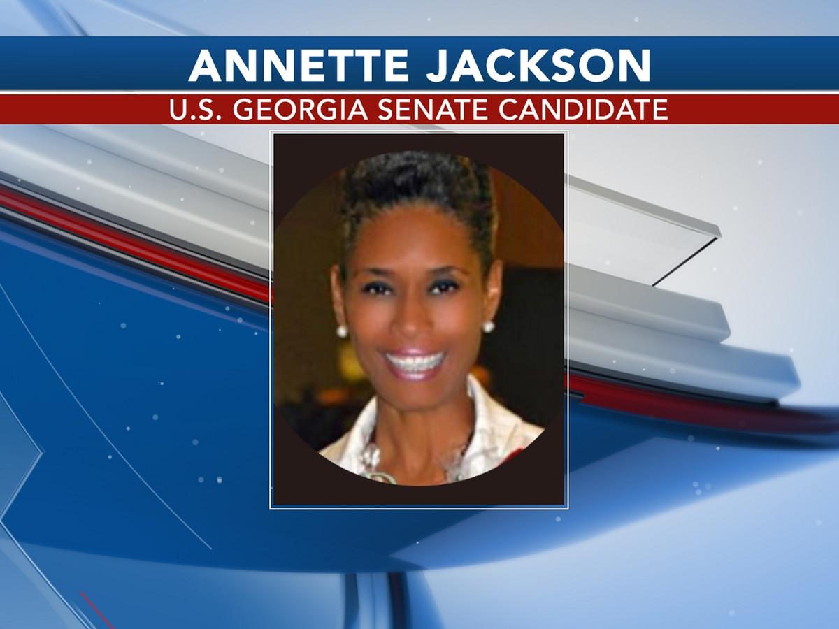 Georgia Senate candidate: Annette Jackson