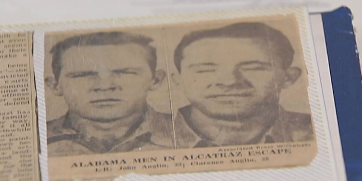 Nephew of Alcatraz escapees speaks out about newly surfaced letter