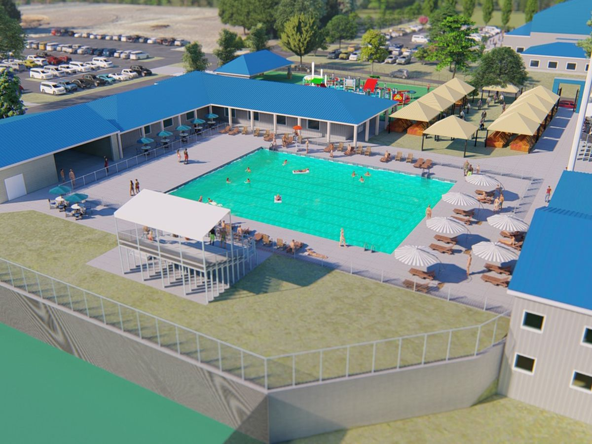 Major renovations coming to Moultrie parks and recreation complex