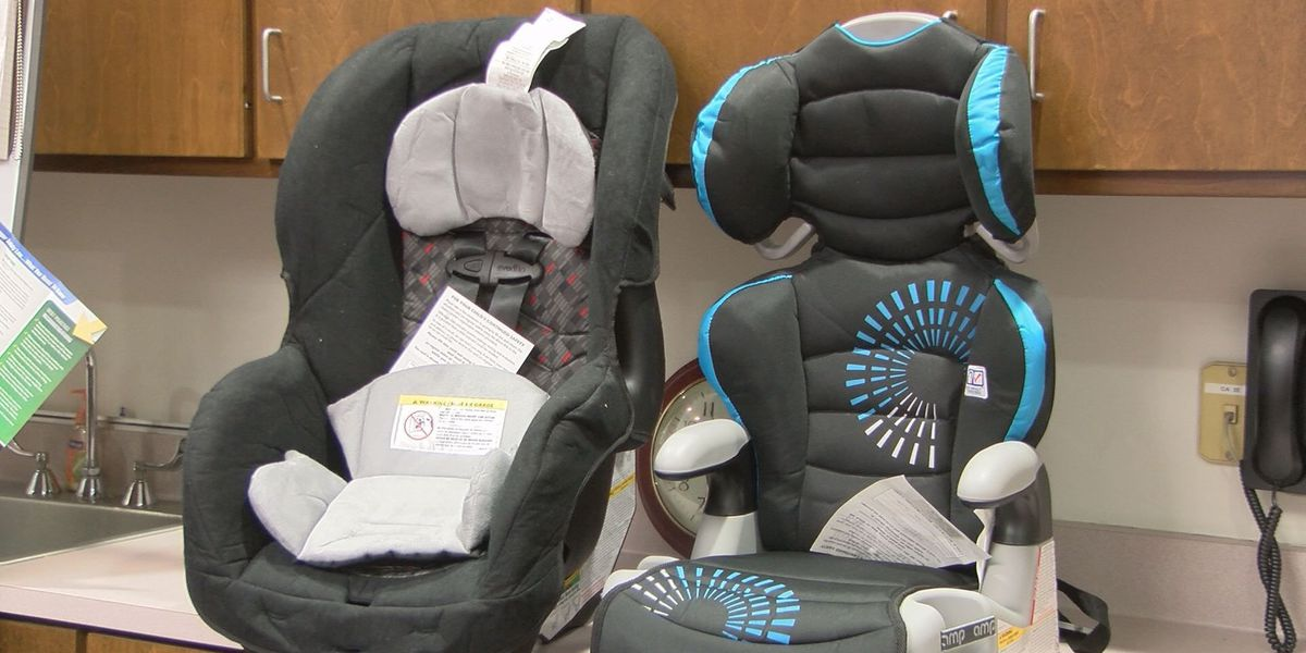 Grant for child seats aims to prevent car crash deaths