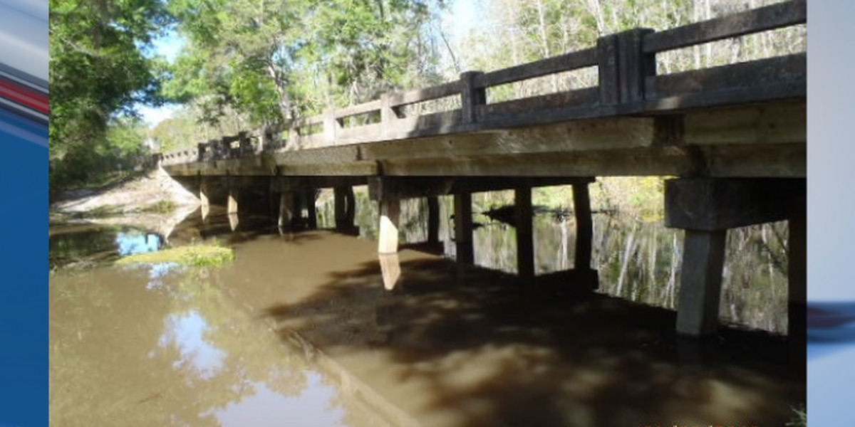 Colquitt Co. road closing for bridge replacement