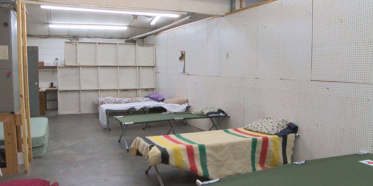 Emergency homeless shelter opens in Moultrie