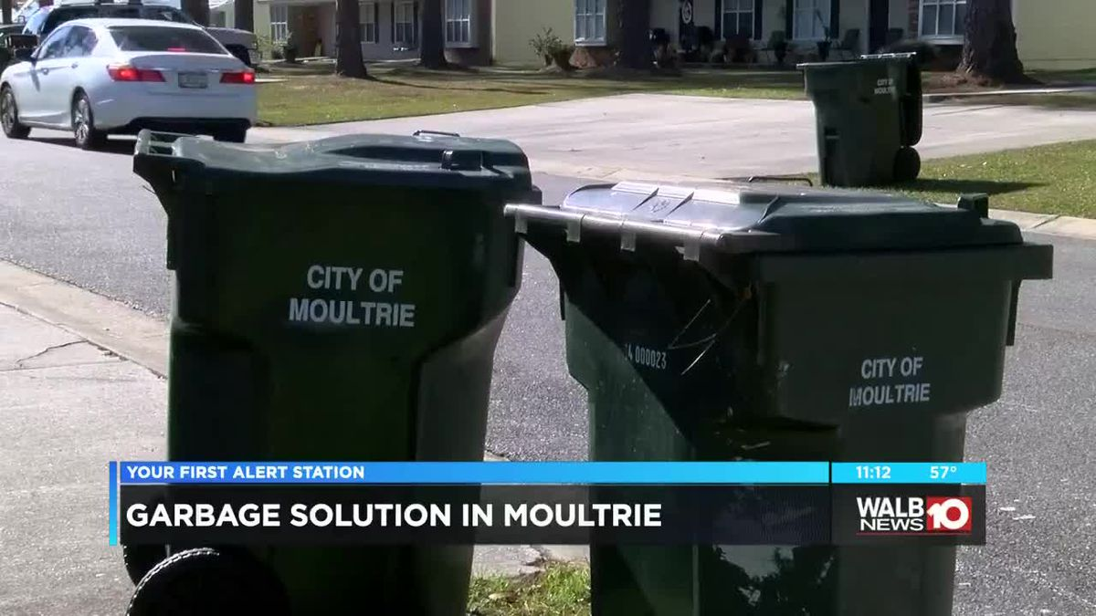 Moultrie Garbage New List