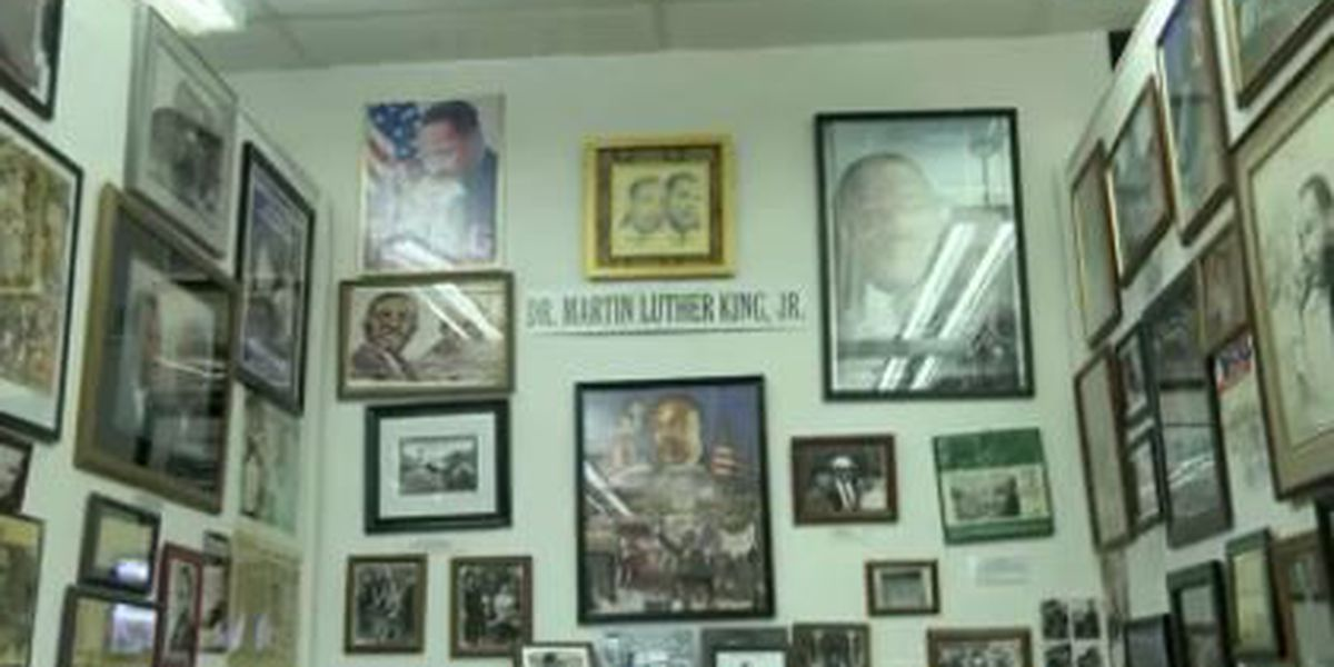 Thomasville museum honors Dr. Martin Luther King Jr.