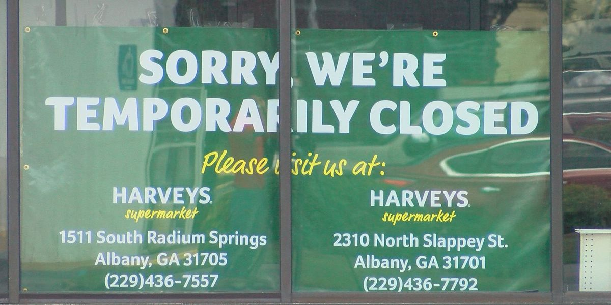 Pastor responds to the permanent closing of Harvey's in South Albany