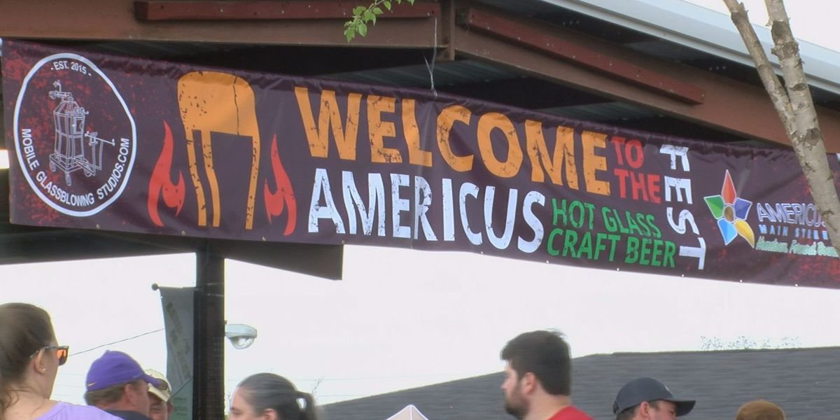 Severe weather doesn't stop Americus Glass Beer Festival