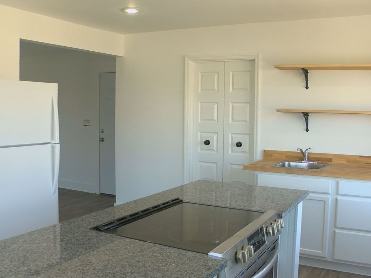 New Moultrie apartment complex hits the market