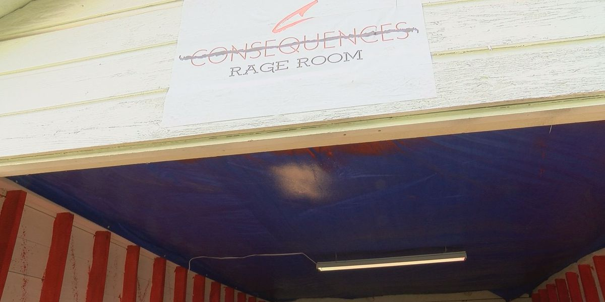 Business owner set to open rage room in Albany