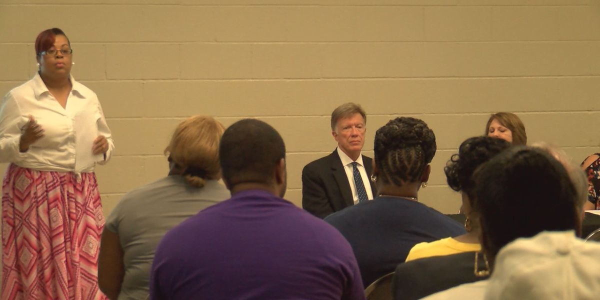 Residents get answers about high utility bills in Moultrie