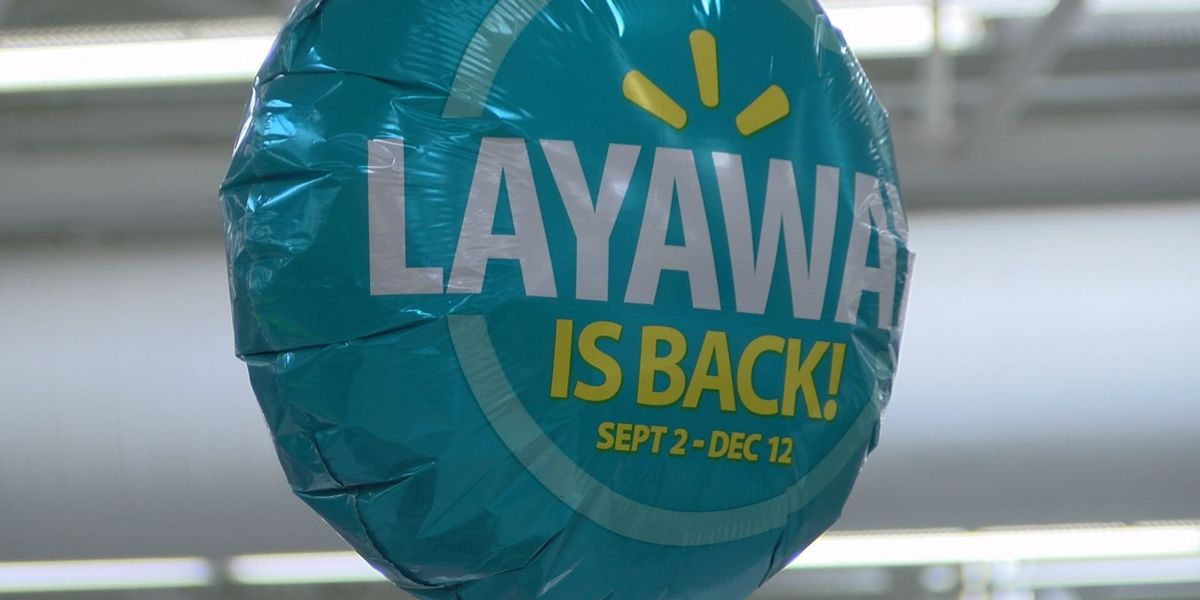 Layaway programs entice early shoppers