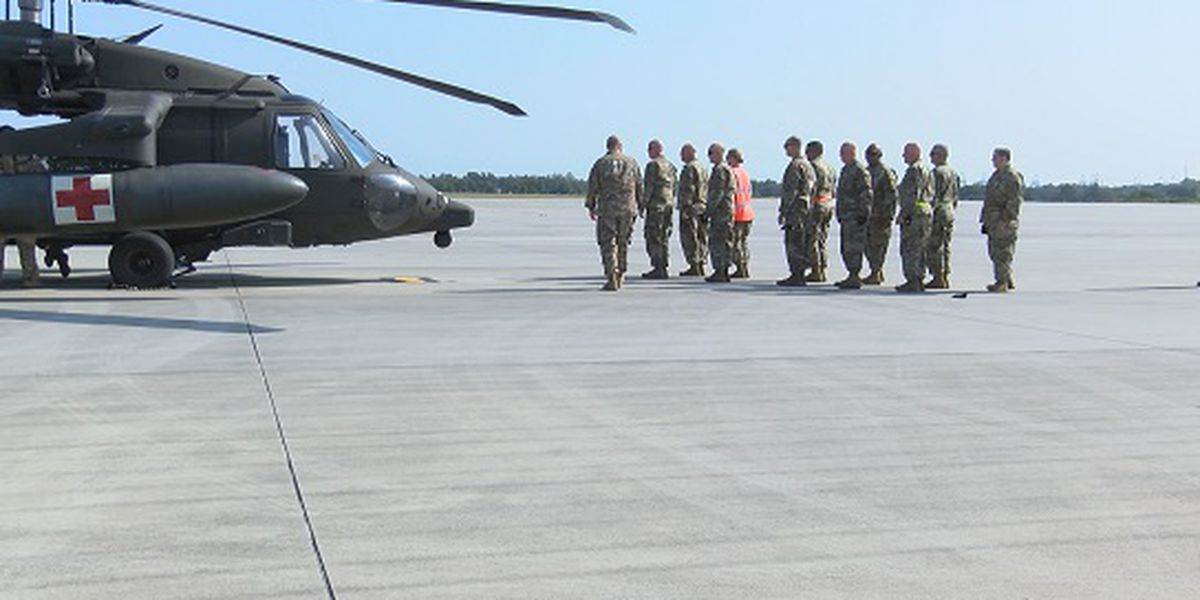 Georgia State Defense Force doing annual training this weekend in Savannah