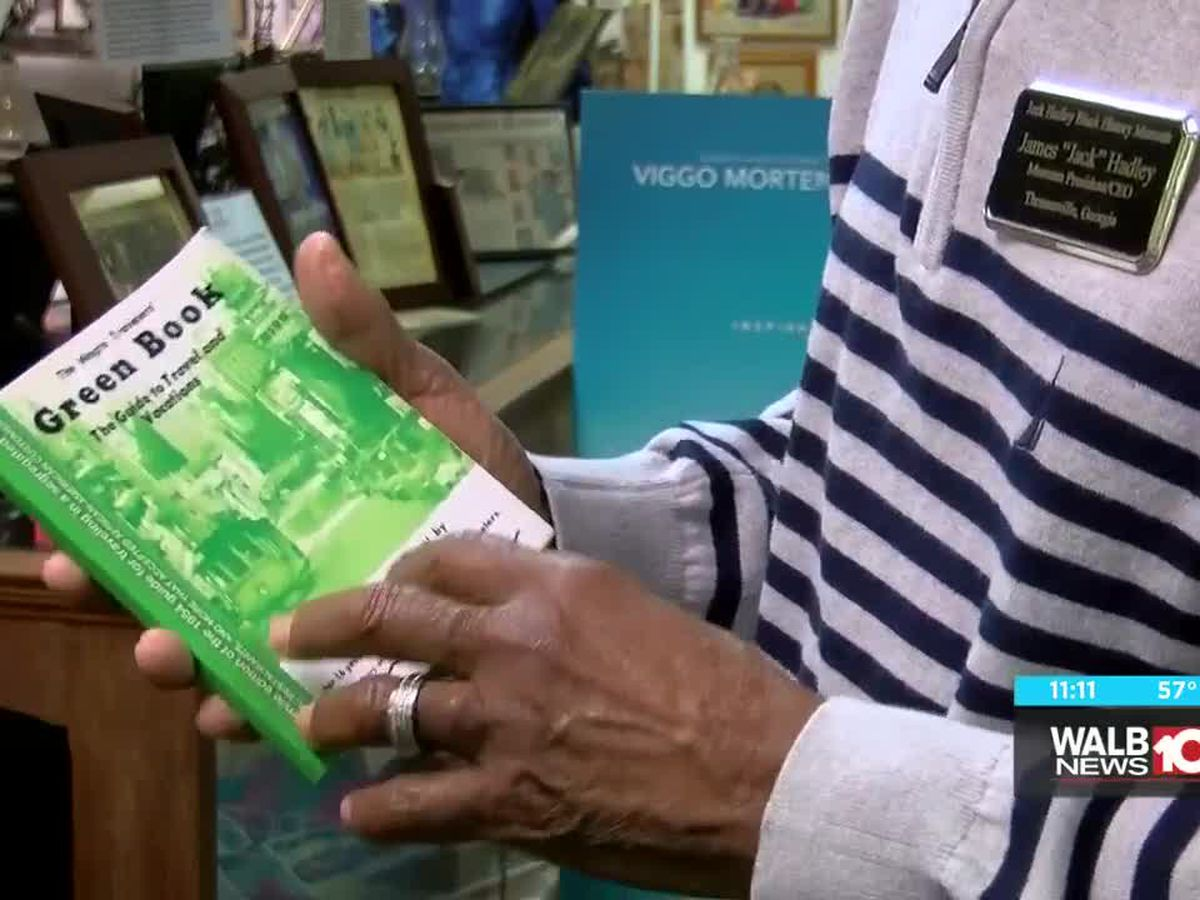 The Green book stops in Thomasville
