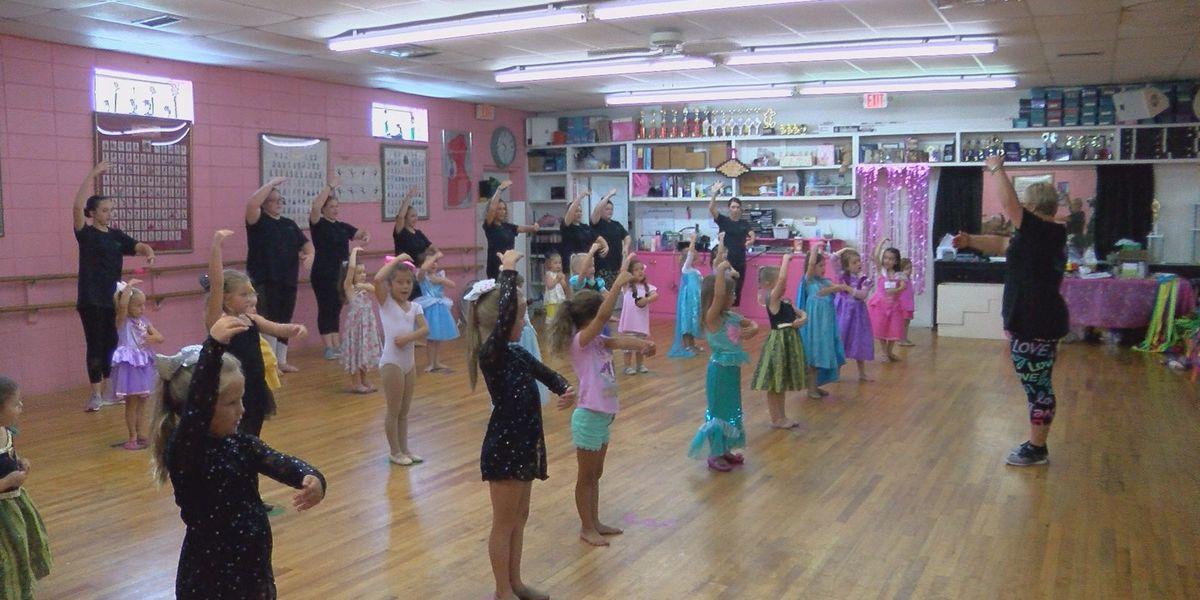 Carolyn Ellis School of Dance in Tifton is relocating