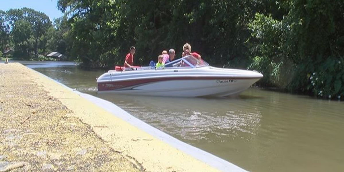 Waterways will be crowded this weekend