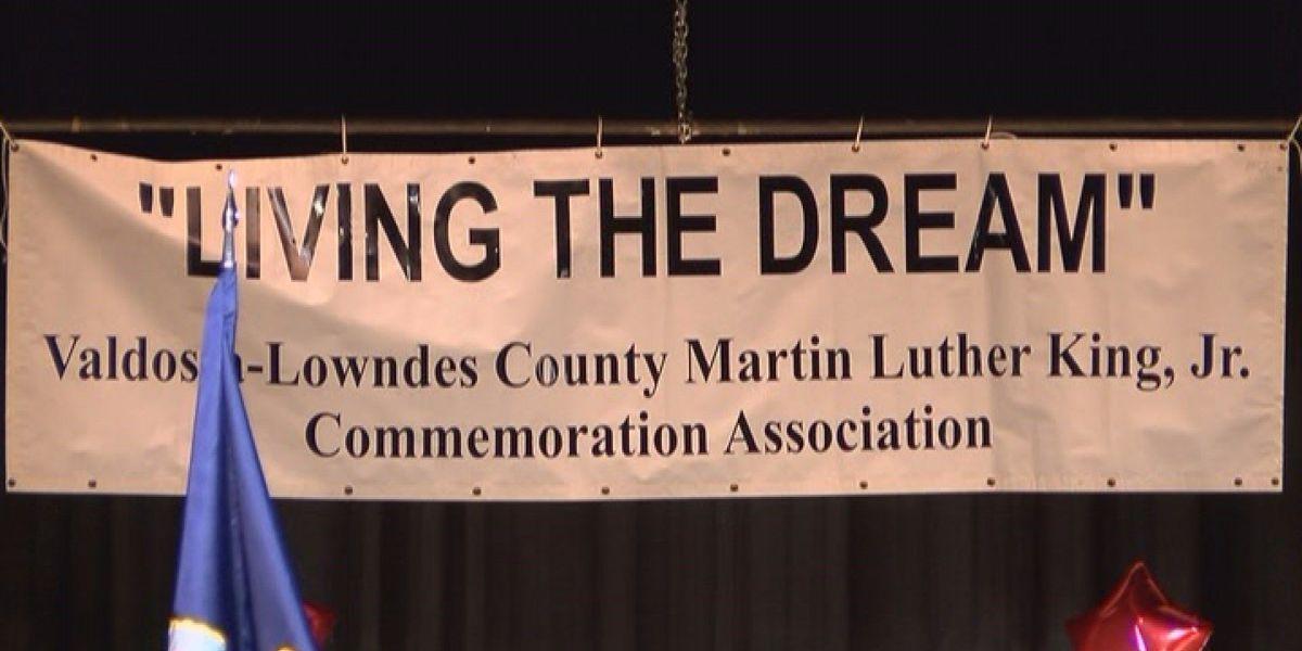 Valdosta celebrates MLK Day through speeches and performances