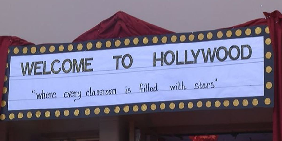 Albany Middle School puts fun twist on Open House