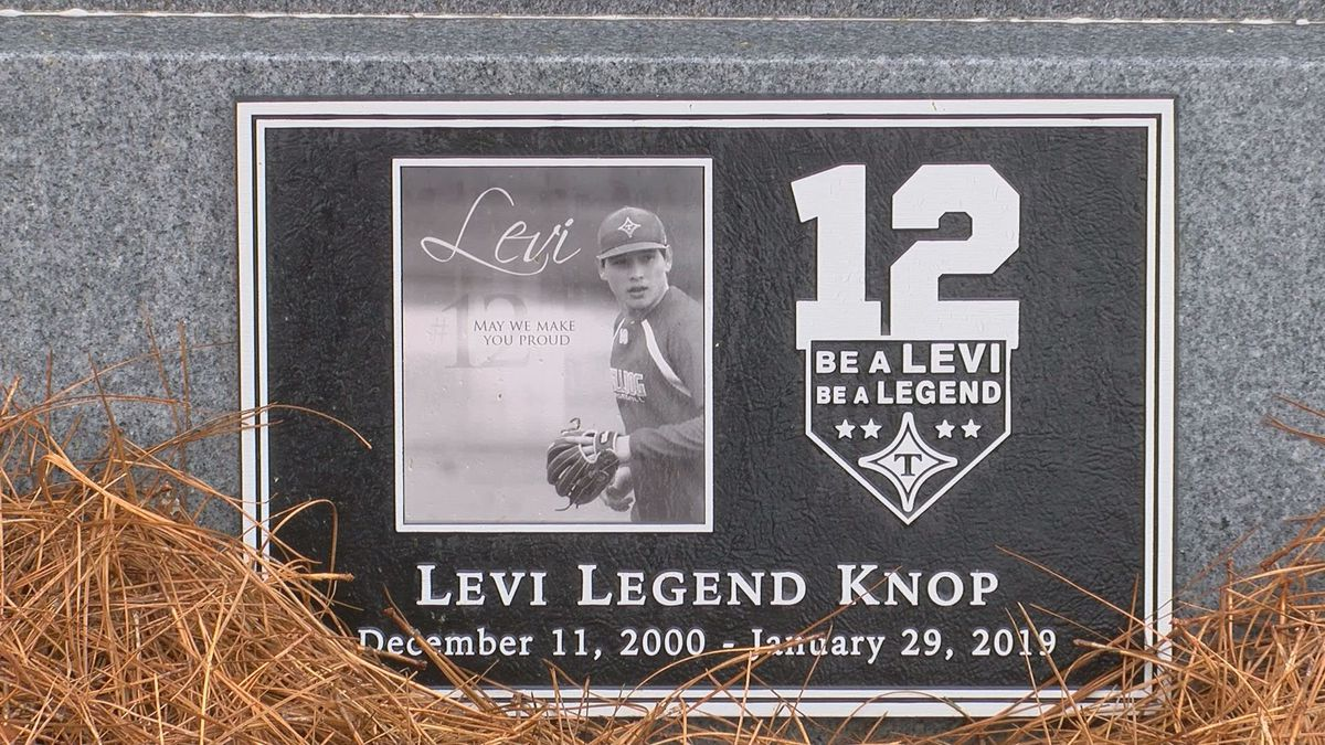 Levi Knop Memorial Scholarship Fund awarded to 3 players